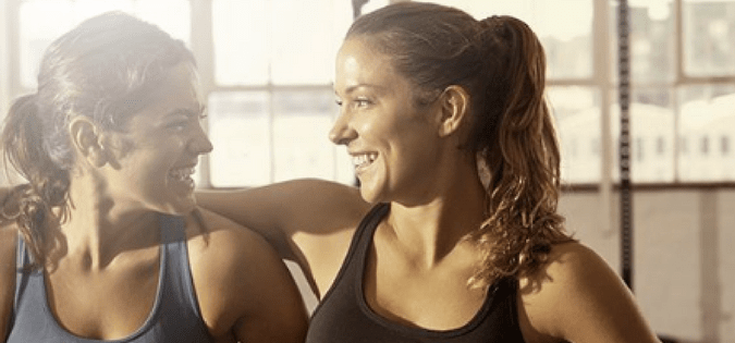 Stop missing gym sessions. Train with a partner