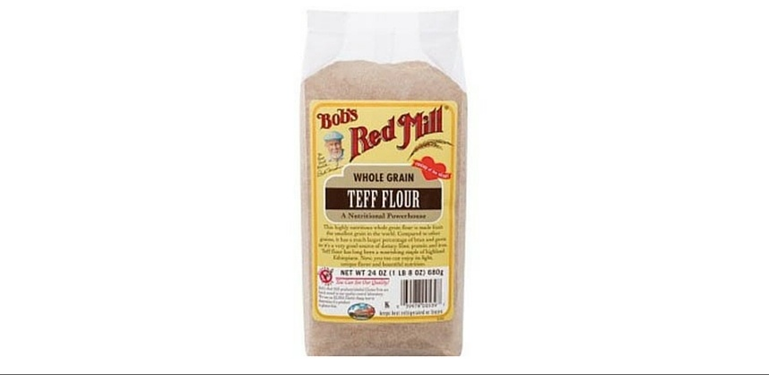 Teff flour: if Superman were a baker