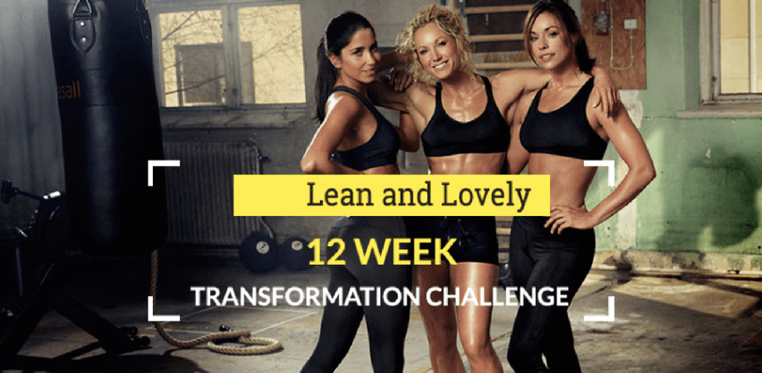 clapham personal trainer presents the all new fit and lean program