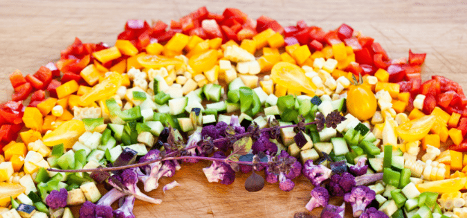 Eat a Rainbow of Fruits and Vegetables | Fit to Last Current: Eat the Rainbow