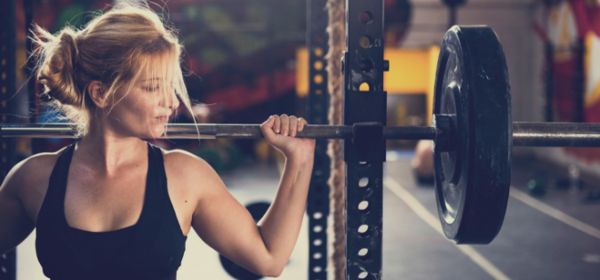 5 TIPS TO LIFT YOUR CONFIDENCE WHEN LIFTING WEIGHTS